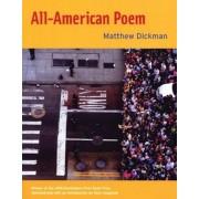 All-American Poem, Paperback