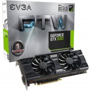 Tarjeta De Video Evga Gtx1050 2gb Ddr5 Ftw Edition