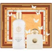 Amouage Honour lote de regalo II. eau de parfum 100 ml + leche corporal 300 ml