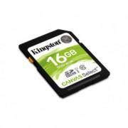 KINGSTON Memorijska kartica SD 16GB HC Class10 UHS-I