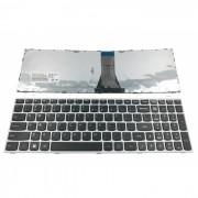 Tastatura Laptop IBM Lenovo G50-30 cu rama argintie + CADOU