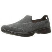 Skechers Performance Women s Go Walk 4 Super Sock 4 Walking Shoe Black 5 B(M) US