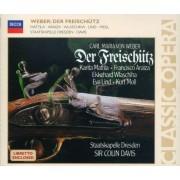 C.M. von Weber - Der Freischutz (0028947801528) (2 CD)