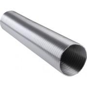 Teava flexibila aluminiu Rotheigner Ø 100 mm 1 m