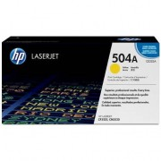 Hp Inc HP Toner 504A Giallo
