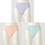 ジニエ アンジェリックショーツ 3色セット【QVC】40代・50代レディースファッション