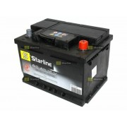 STARLINE AKKU 12V 60Ah, 480A J+ (BAHL60P)
