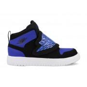 Nike Sky Jordan 1 BQ7197-004 Zwart / Blauw-28.5