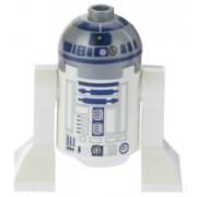 Lego Star Wars Minifigure R2-D2 Astromech Droid Lavender Dots (75136)