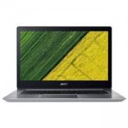 Лаптоп Acer Swift 3 SF314-52-35UU 14.0 инча IPS Full HD, Intel Core i3-7130U, Intel HD Graphics 620, 4GB, 128GB SSD, NX.GNUEX.037