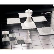 Scacchiera per dama-scacchi giganti