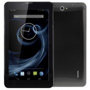 3G Function Tablet PC 4GB 7.0 inch Android 4.4 MTK6572 Dual SIM GPS WIFI Bluetooth(Black)