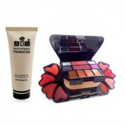 ADS 3746 Makeup kit / White invisible foundation
