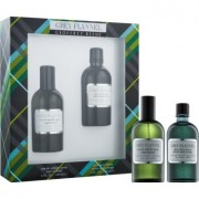 Geoffrey Beene Grey Flannel lote de regalo I. eau de toilette 120 ml + loción after shave 120 ml