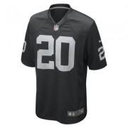 NikeNFL Oakland Raiders (Darren McFadden) Men's American Football Home Game Jersey