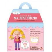 My Studio Girl Sew-Your-Own My Best Friend Kit, Blonde