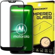 Folie Sticla Motorola Moto G7 Power - Wozinsky 5D Full Glue Negru
