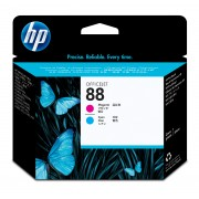 HP 88 Magenta and Cyan Printhead Goes into Officejet Pro K550 Series Printer