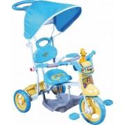 Tricikl za decu figura pas plava (3106)