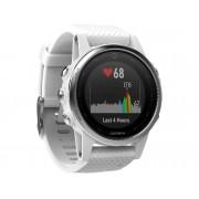 Garmin Reloj deportivo GARMIN FÉNIX 5S (Bluetooth - 13 h de autonomía - Plata)