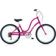 Electra Townie Original 7D EQ Ladies' - Raspberry Metallic - Cruiser
