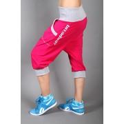 Спортни панталони Electric magenta