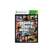 Jogo Para Xbox 360 Gta V - Grand Theft Auto V - TAKE2