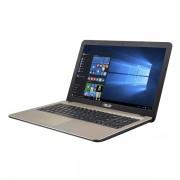 ASUS VivoBook X540NA-GQ249C 15.6/Intel Celeron N3350/4GB DDR3/128GB SSD/Fekete