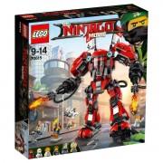Lego Kai's Feuer-Mech 70615