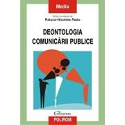 Deontologia comunicarii publice/Raluca-Nicoleta Radu