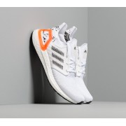 adidas UltraBOOST 20 Ftw White/ Core Black/ Signature Coral
