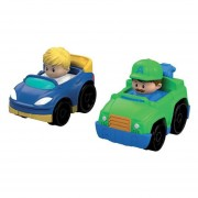 F-P Little People Wheelies 2Pack