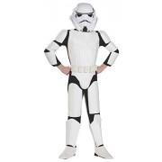 Rubies Costume Star Wars Child's Deluxe Stormtrooper, Medium