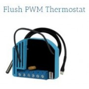 ZMNHLD1 Flush PWM thermostat QUBINO