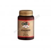 Productos OBIRE Jengibre - 400mg - 60 capsulas. obire - plantas medicinales