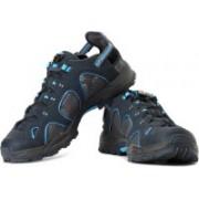 Salomon Active Wear Techamphibian 3 Hiking Shoes For Men(Blue)