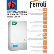 Centrala termica electrica Ferroli LEB TS 6 kW