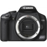 Canon EOS 450D 12.2M (Cuerpo), B