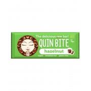 Quin Bite Bio Nyers Gyümölcsszelet Törökmogyoró 30 g