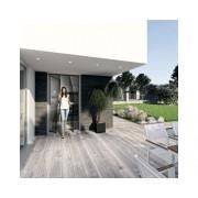 Plasa de tantari pentru usa tip perdea cu lamele Comfort PLUS aluminiu 120x250 cm