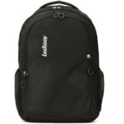LeeRooy 19 inch Inch Laptop Backpack(Black)
