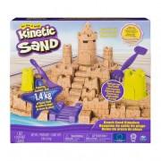 Bizak Kinetic Sand - Construye tu Reino de Arena