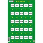 Set 16 Puzzle-uri 0 - 20 25 Piese Larsen LRP47