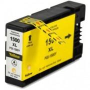 Atramentová kazeta Canon PGI-1500XL yellow 13ml kompatibilná