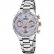 Reloj F20401/3 Plateado Festina Mujer Festina