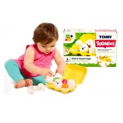 Excel Shopper £9.99 instead of £14.99 for a hide and squeak toy eggs from Booghe - save 33%