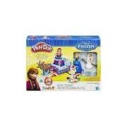 Playdoh-TRENÓ Frozen Hasbro B1860