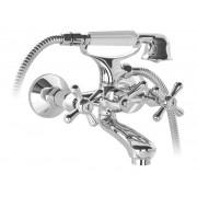 Treff kádtöltõ csaptelep zuhanyszettel 141-0013-30
