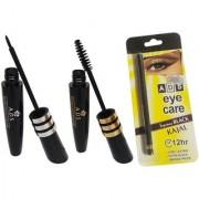 ADS Water Proof Eye Liner / Mascara / Kajal (Set of 3)