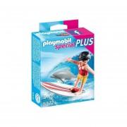 SURFISTA CON TABLA DE SURF PLAYMOBIL 5372